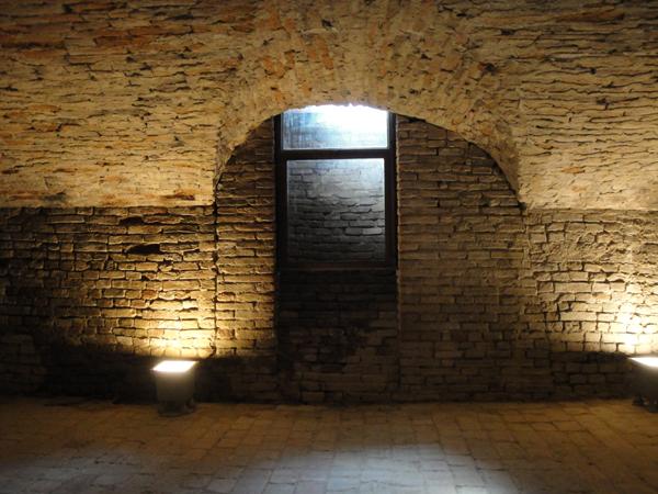 Progetto amphora - Bocca di lupo finestra ...